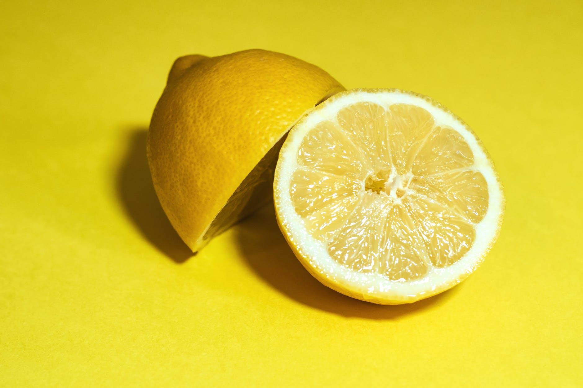 Vijf dingen die je met citroen kunt doen