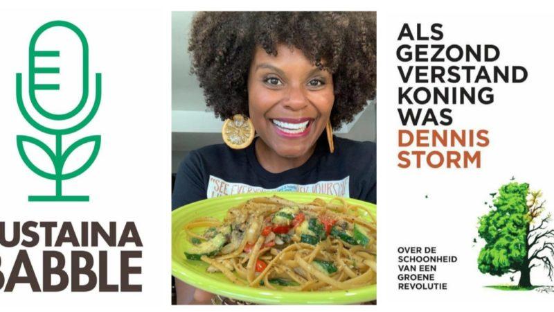 kijk- en leestips: babbelen en veganistische recepten