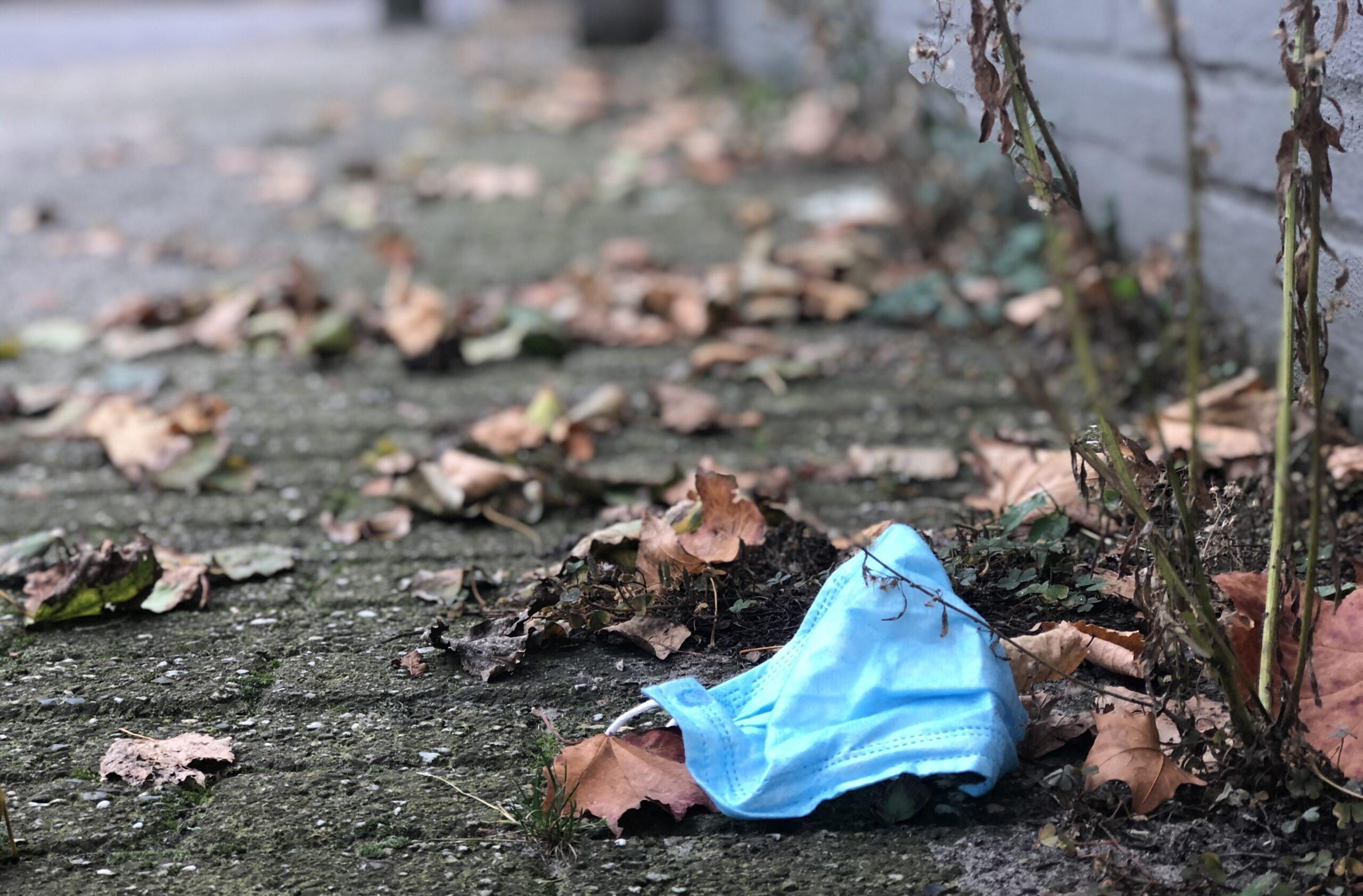 'Zwerfkapjes' steeds groter probleem op straat