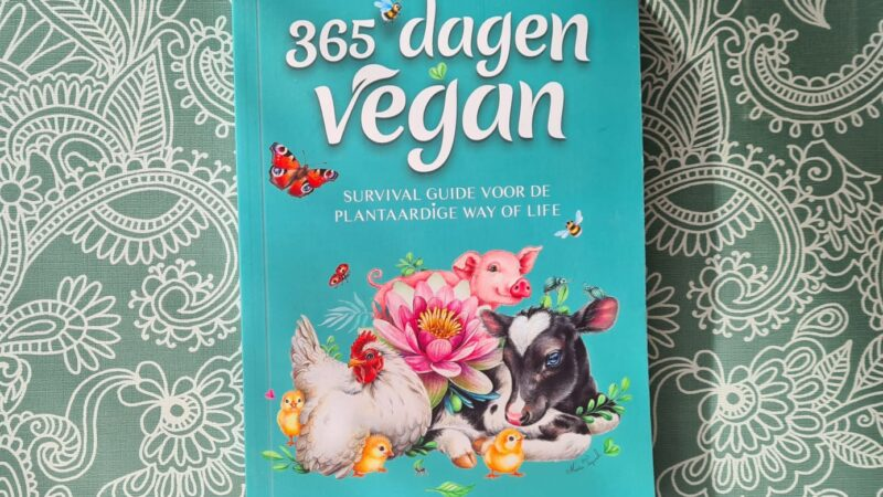 Karin Rietmeijer schrijft dé gids voor veganisten