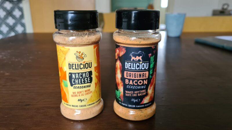 Veganistische bacon? Wij testen de kruiden van Deliciou