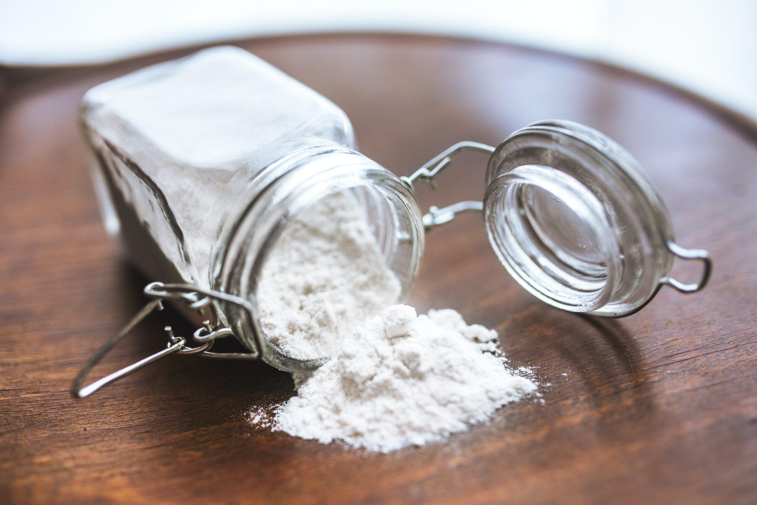 Vijf dingen die je met baking soda kunt doen
