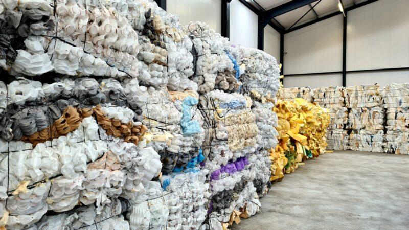 Door dit bedrijf kunnen alle matrassen gerecycled worden