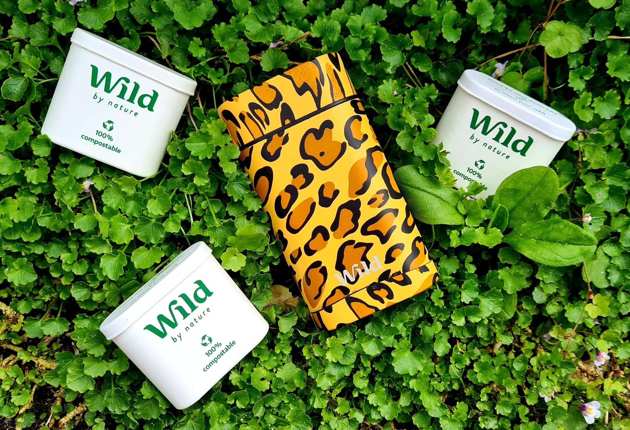 Wild deodorant getest: veganistisch en plasticvrij